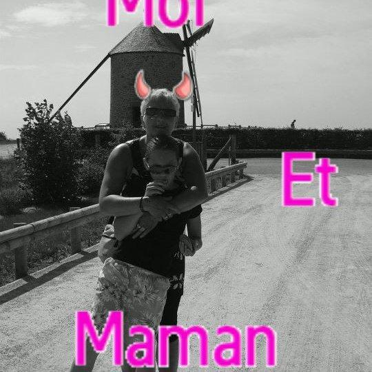 mwa et ma mamounette