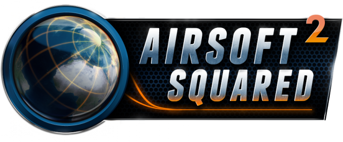 Logo Airsoft Squared