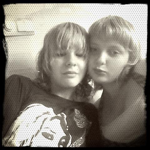 moi et jumelle