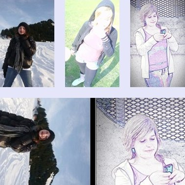 Montage by Camille