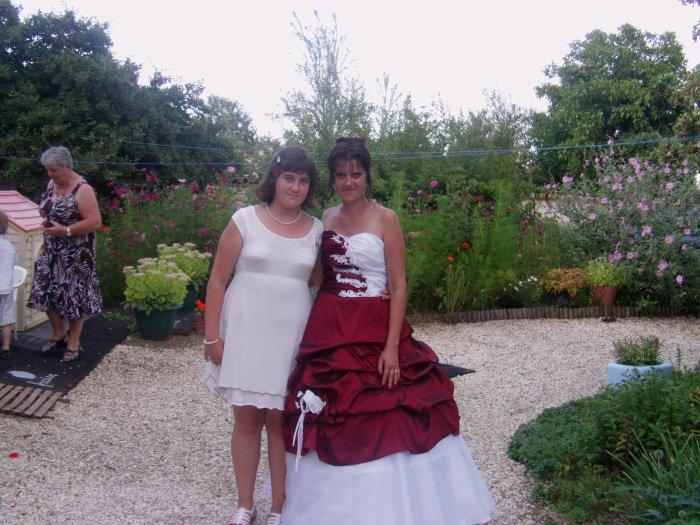 Marie et maman!:)