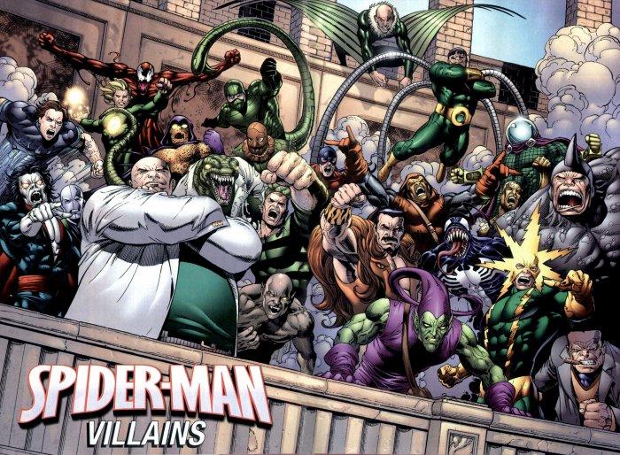 Spider-Man's Villains