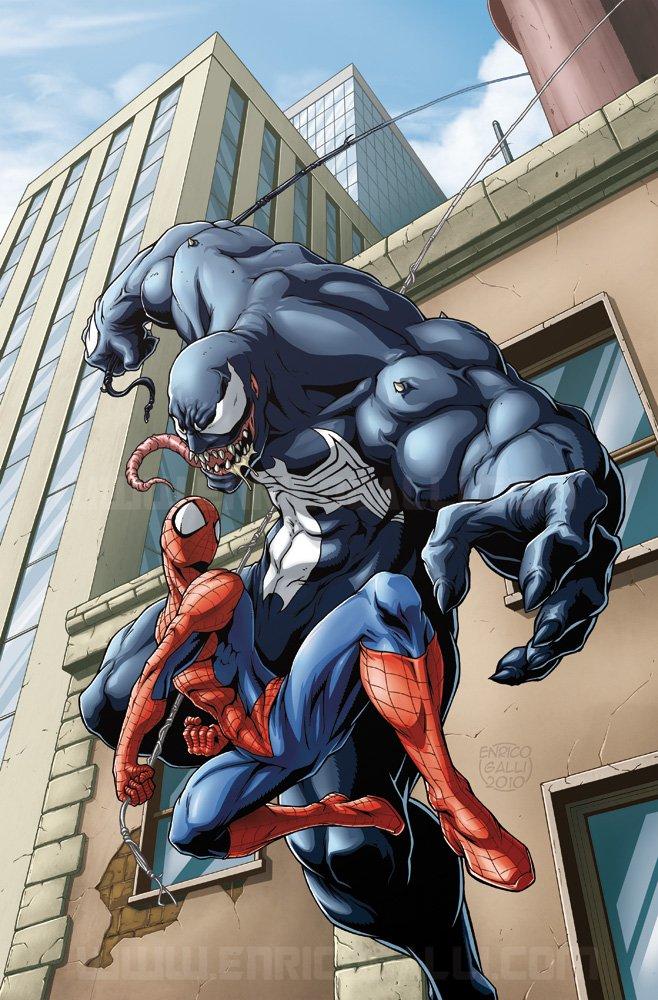 Spider-Man VS Venom (1)