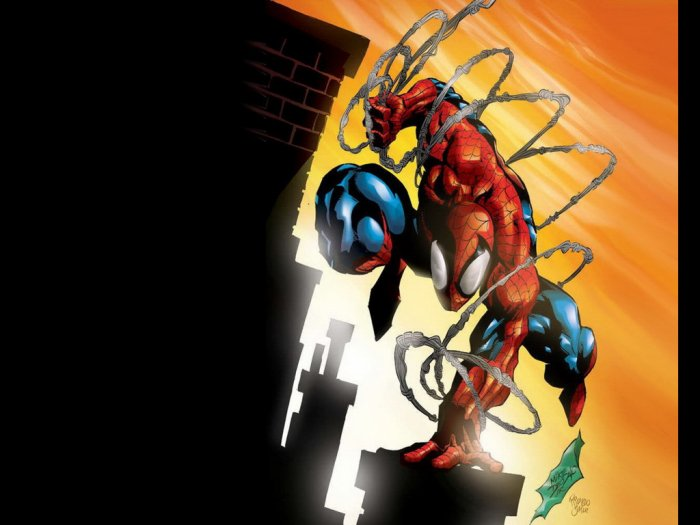 Spider-Man by Mike Deodato Jr (2)