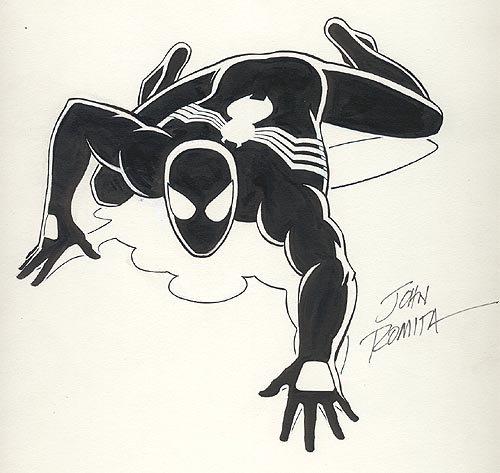 Spider-Man - Symbiote Costume (3)