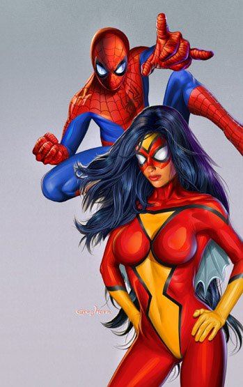 Spider-Man & Spider-Woman
