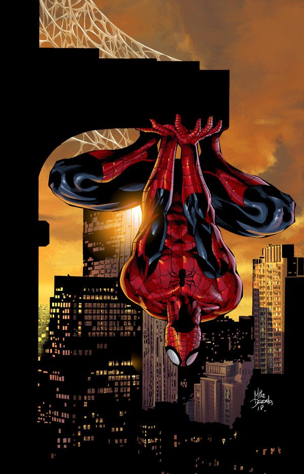 Spider-Man by Mike Deodato Jr (3)