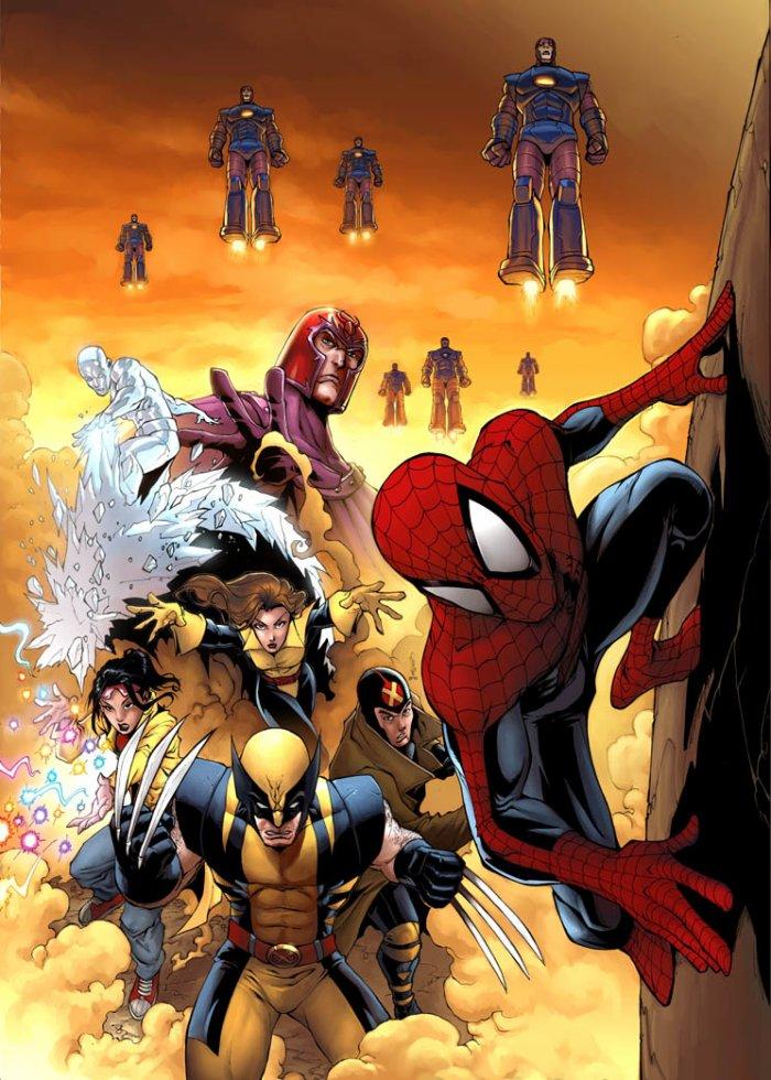 Spider-Man & X-Men (1)