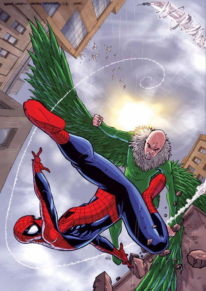 Spider-Man VS Volture