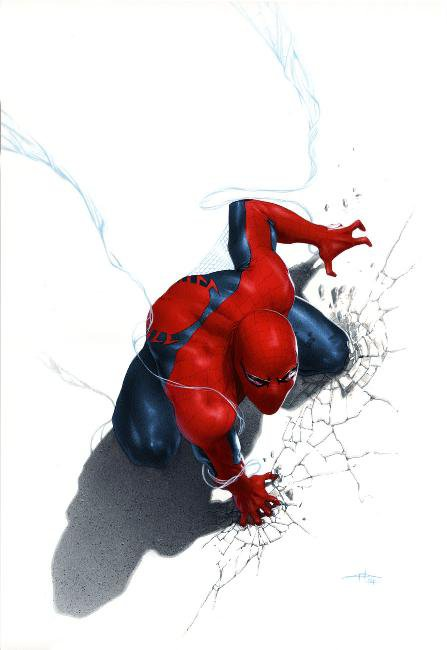 Spider-Man by Gabriele Dell'Otto (2)