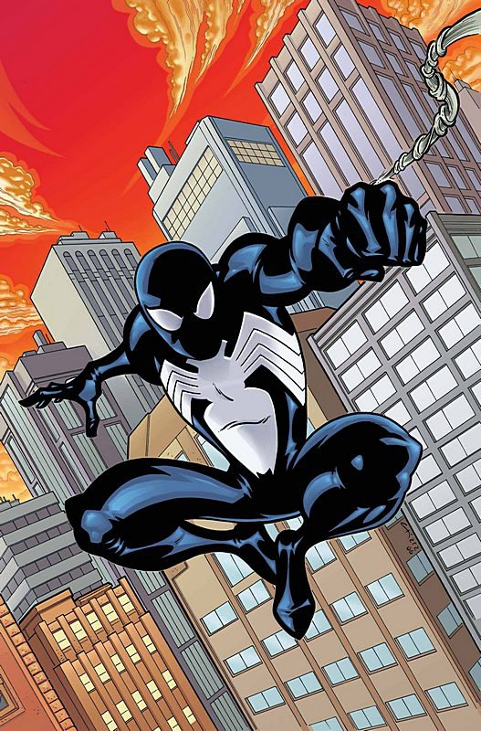 Spider-Man - Symbiote Costume (4)