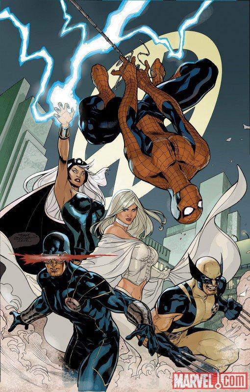 Spider-Man & X-Men (2)