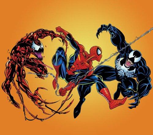 Spider-Man VS Venome & Carnage