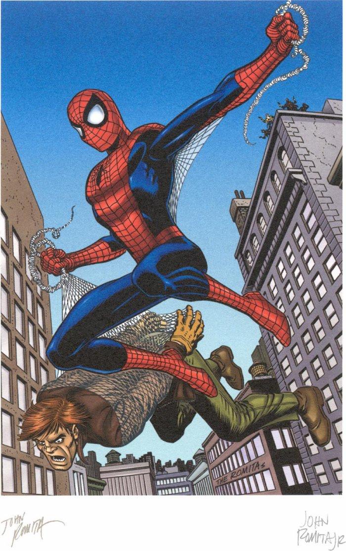 Spider-Man (Amazing Fantasy 15 Ramake)