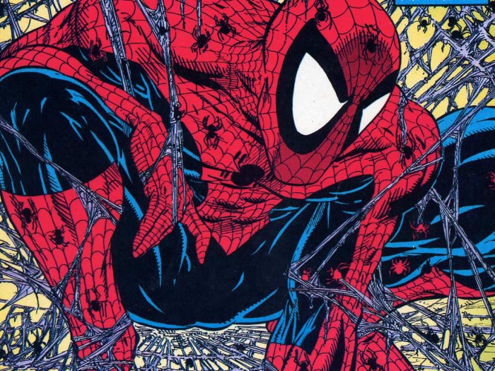 Spider-Man by Todd McFarlane (Original Costume)