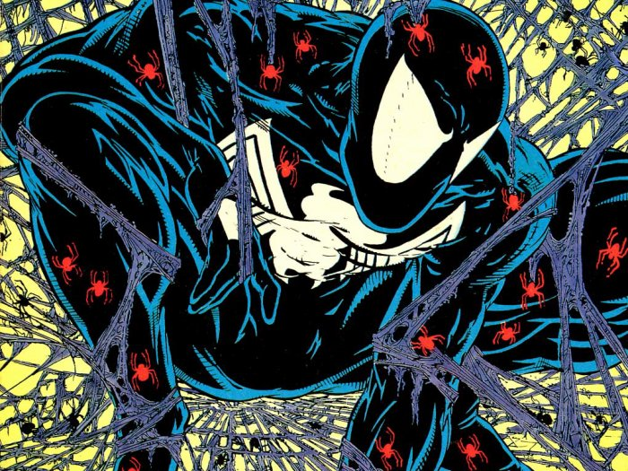 Spider-Man by Todd McFarlane (Symbiote Costume)