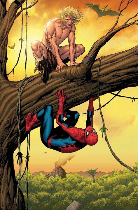 Spider-Man & Ka-Zar