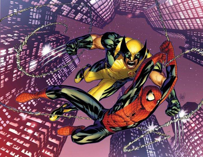 Spider-Man & Wolverine (1)