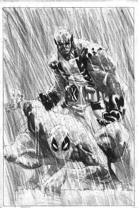 Spider-Man & Wolverine (2)