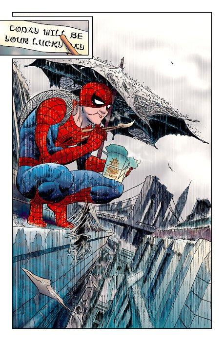 Spider-Man's Bad Day