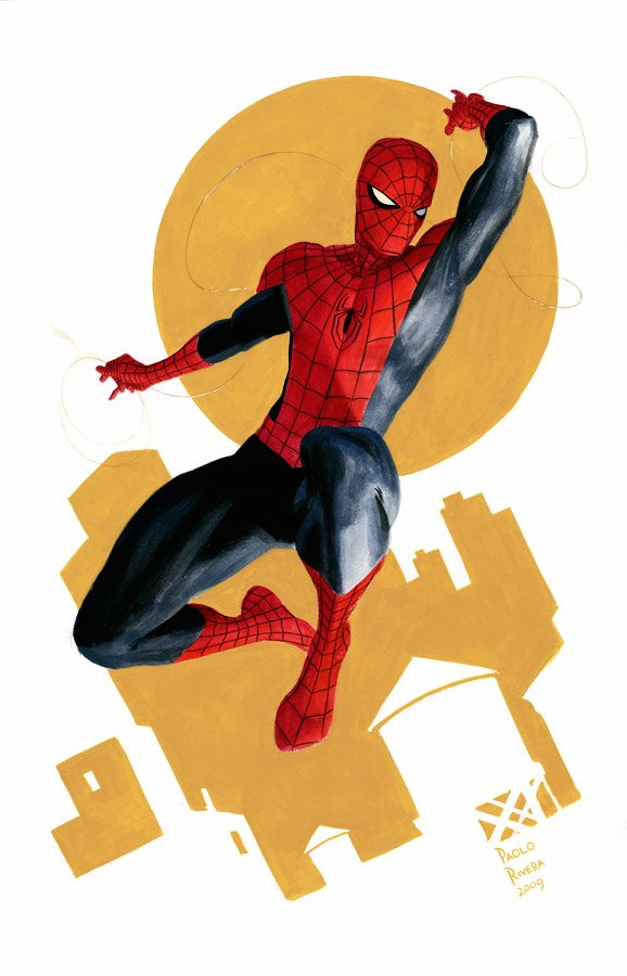Spider-Man by Paolo Rivera (2)