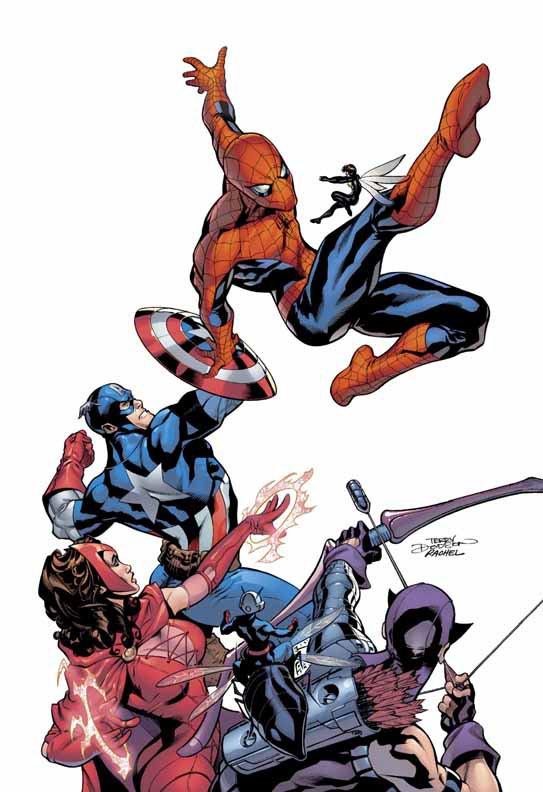Spider-Man & Avengers