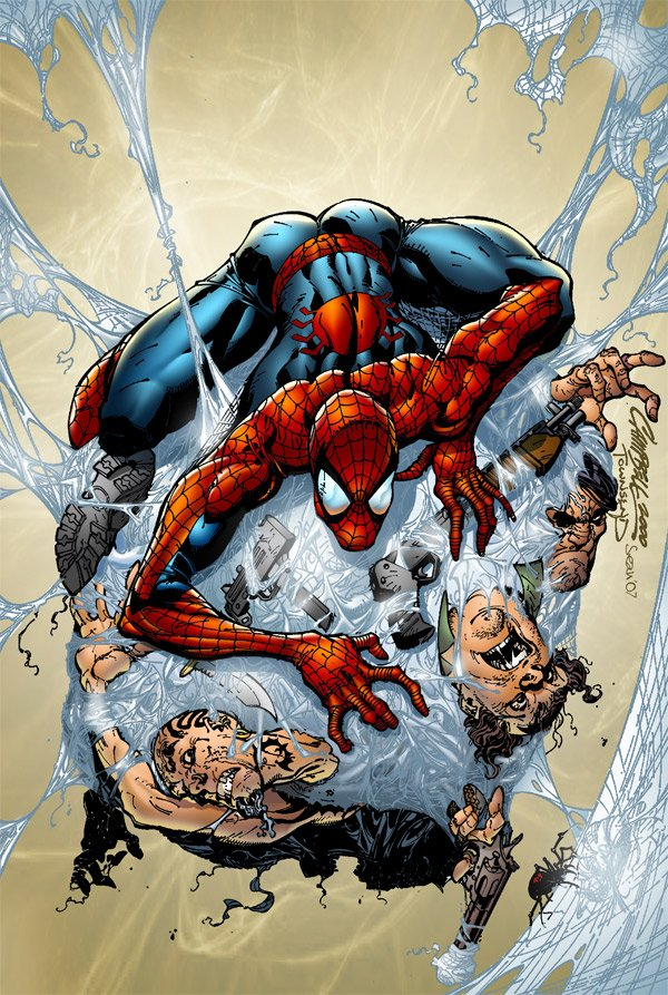 Spider-Man by J. Scott Campbell