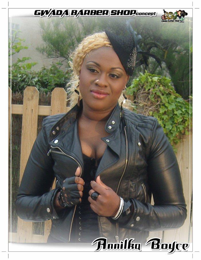 le 1er Clip D'Annilka Boyce ,artiste Guyanaise