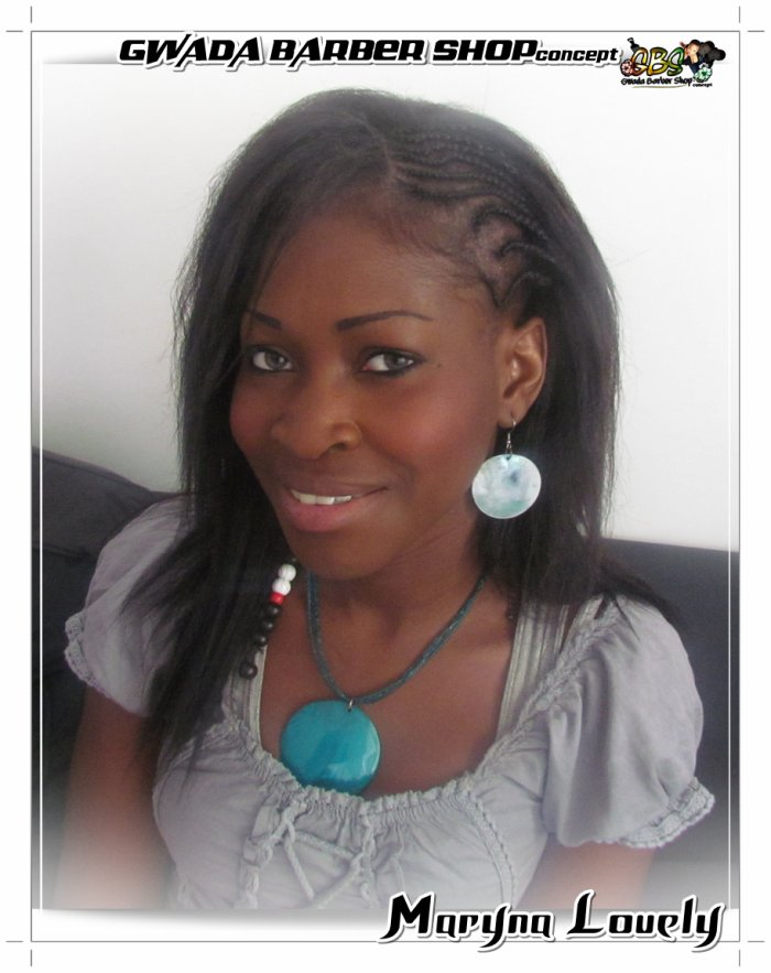 Maryna Lovely Artiste Béninoise