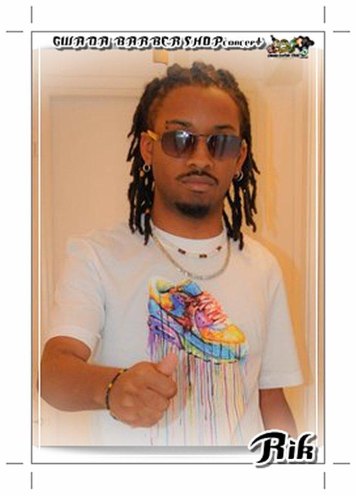 Rik Guettofoundation artiste dancehall 972