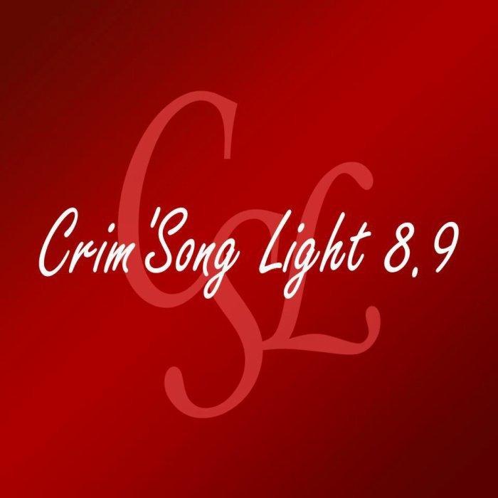 Logos Carrée : Crim'Song Light 8.9 – #DESIGNBYSWITCH