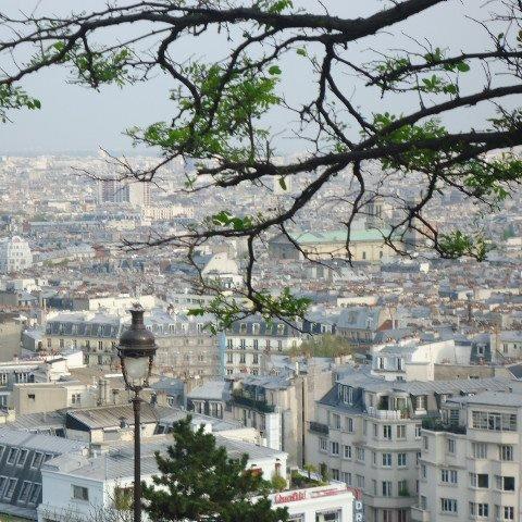 J'ai prise cette photo à Paris ♥