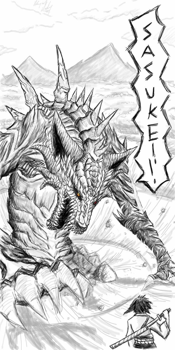 kakashi demon