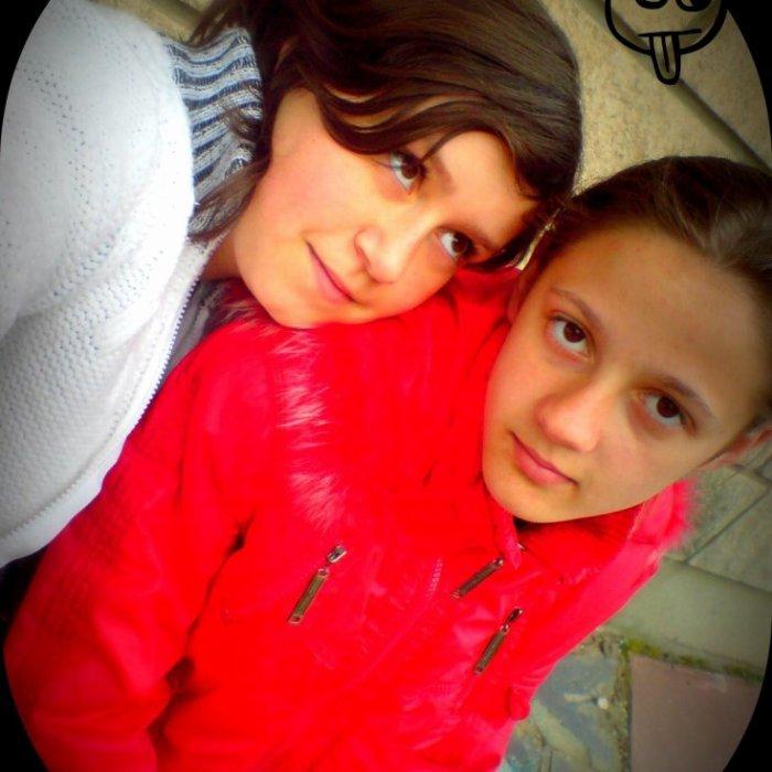 ma tit soeur et moi