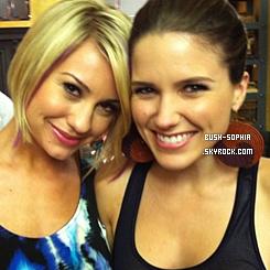 Chelsea & Sophia