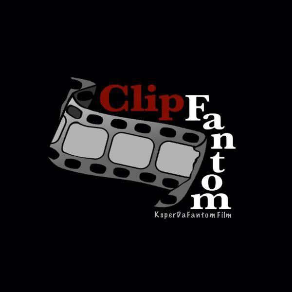 """Logo """"ClipFantomVidz © 2013. KsperDaFantomFilm"""