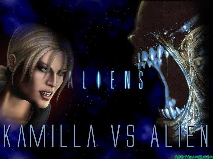 Moi vs Alien
