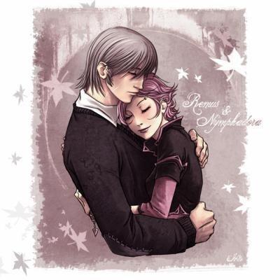 Remus Lupin &Nymphadora Tonks