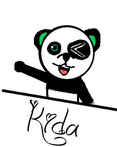 Pour Elea 8D (la fan des pandas)