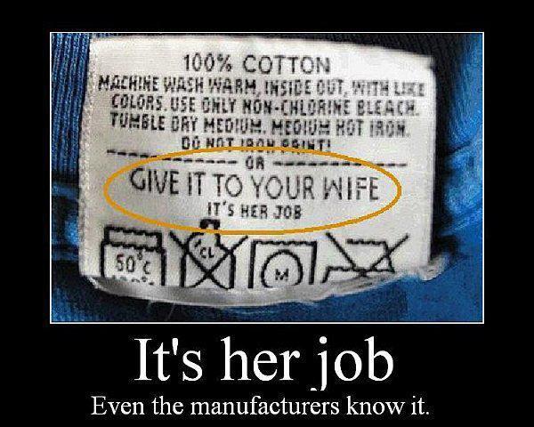 C écrit là,c o femmes de laver...
