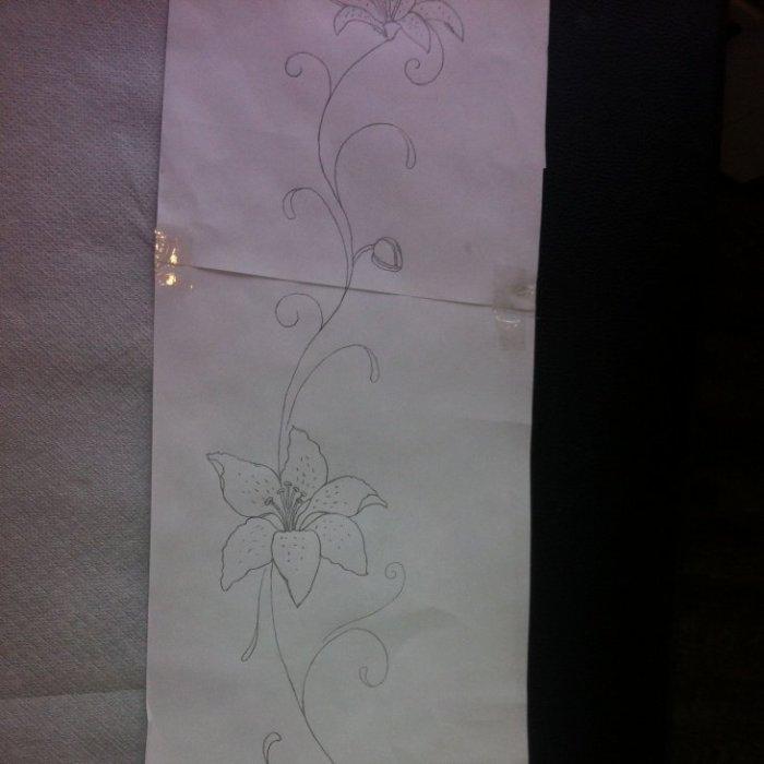 mon futur tatouage le 15 <3