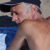 a la plage cote recto