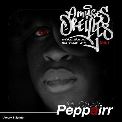 AMO Vol.1 (Cover)