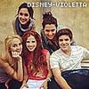 Profil de Disney-Violetta