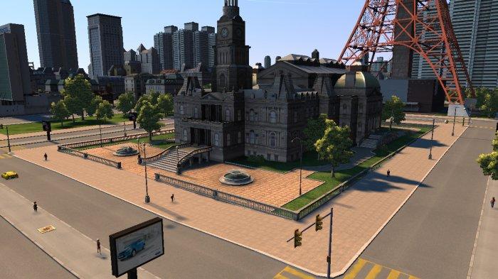 La belle mairie