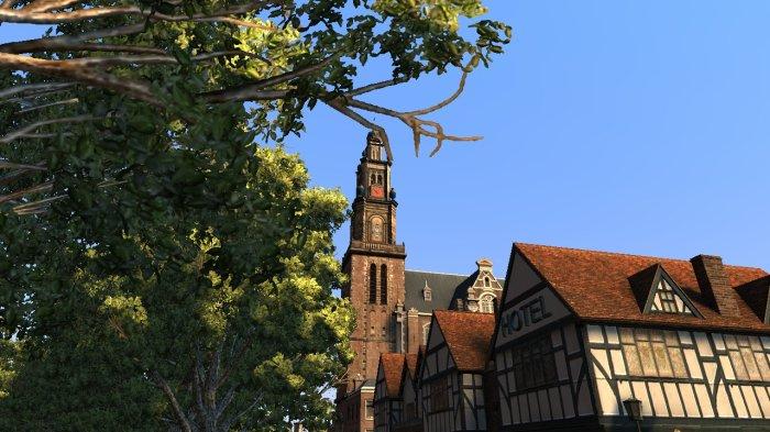 Un quartier medieval