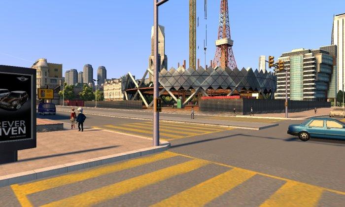 Un nouveau projet dans le centre ville