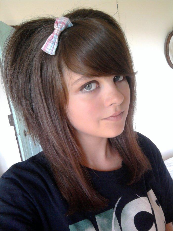 Cheveux crépés :)