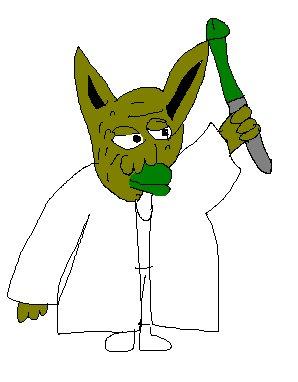 Yoda ( Sky Wars )