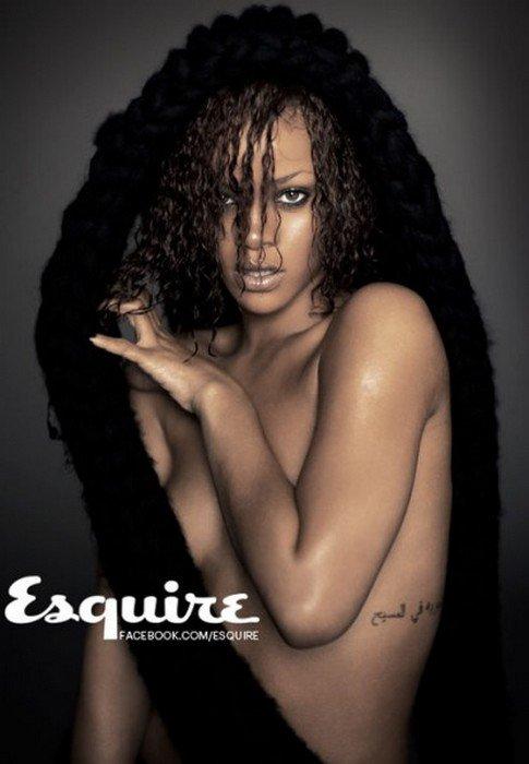 Rihanna élue femme la plus sexy de l'année 2011 par le magaz